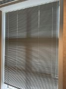 3 x Privacy Partitions (2 x With Blinds, 1 x Solid) - Dimensions: W66 x H265cm - Ref: ED158D - To Be