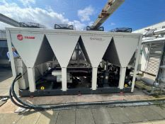 1 x TRANE/SINTESIS RTAF 105Air-Cooled Screw Chiller- To Be Removed From An Executive Office