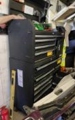 1 x Large Kirkland Tool Chest - CL682 - Location: Bedford NN29