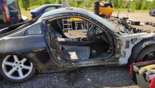 1 x Nissan 350Z Shell - CL682 - Location: Bedford NN29