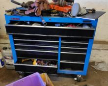 1 x Large Draper Tool Chest - CL682 - Location: Bedford NN29