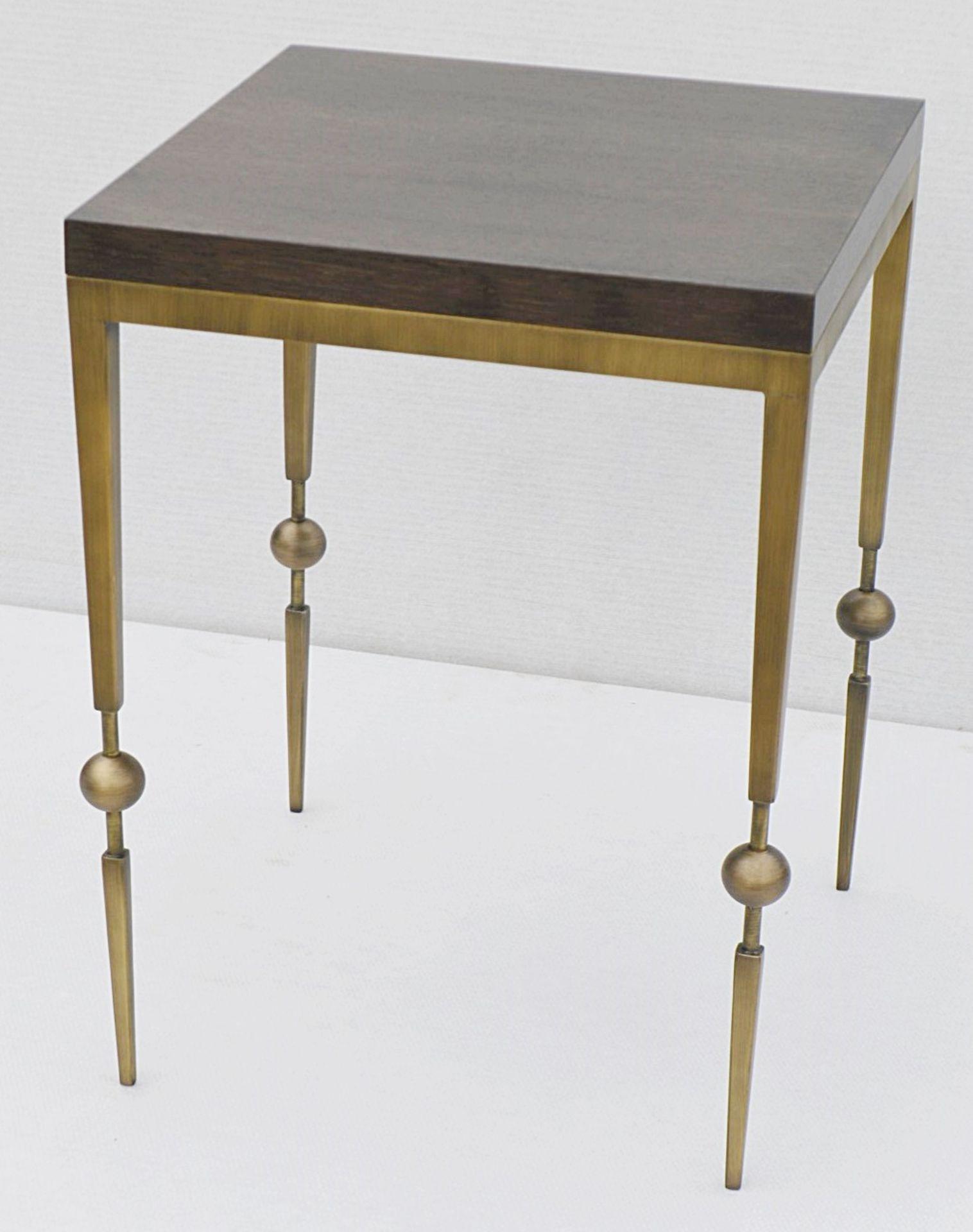 1 x JUSTIN VAN BREDA 'Sphere' Designer Occasional Table - Original RRP £1,200 - Image 3 of 6