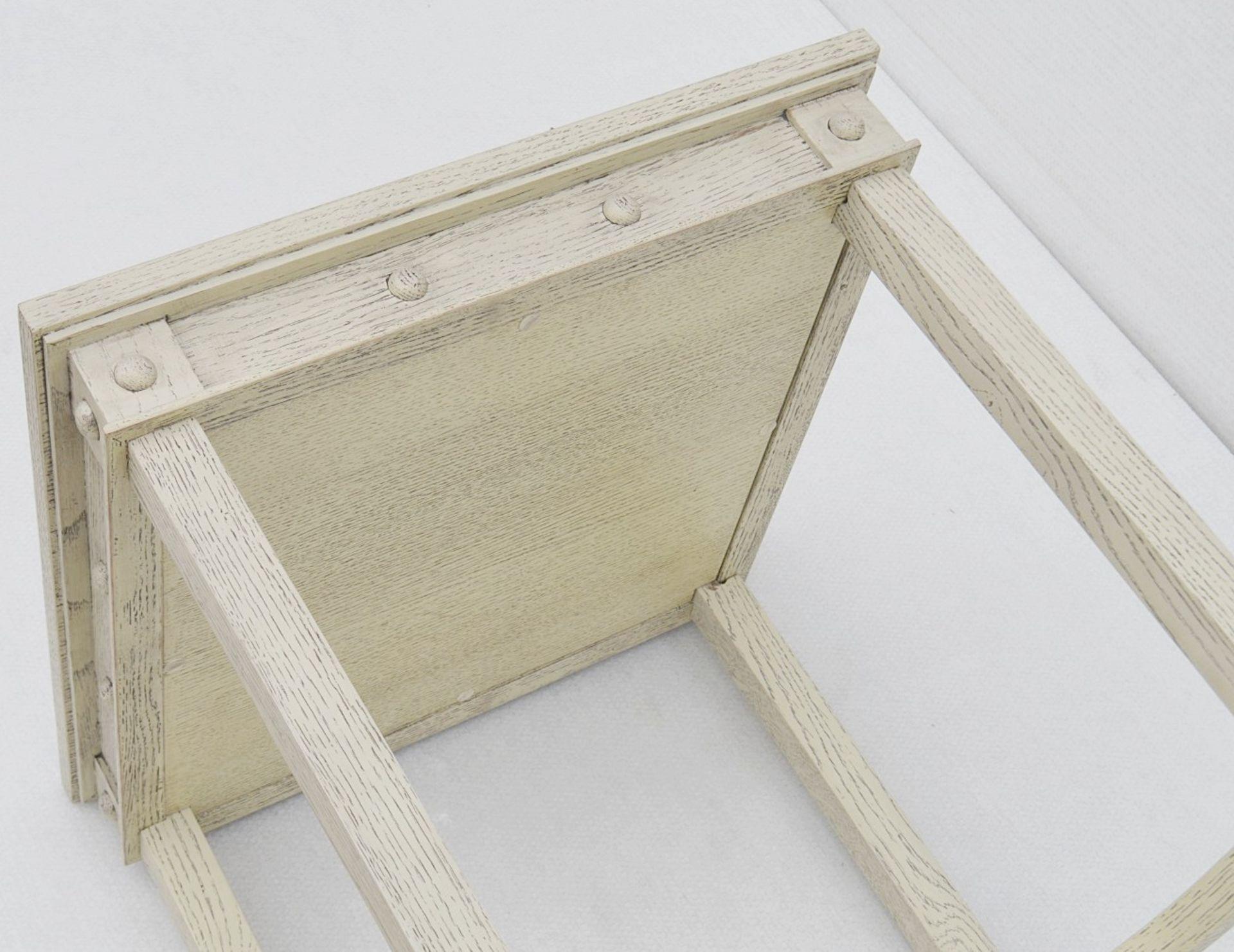 1 x JUSTIN VAN BREDA 'Thomas' Designer Georgian-inspired Occasional Table - Original RRP £1,320 - Image 6 of 8