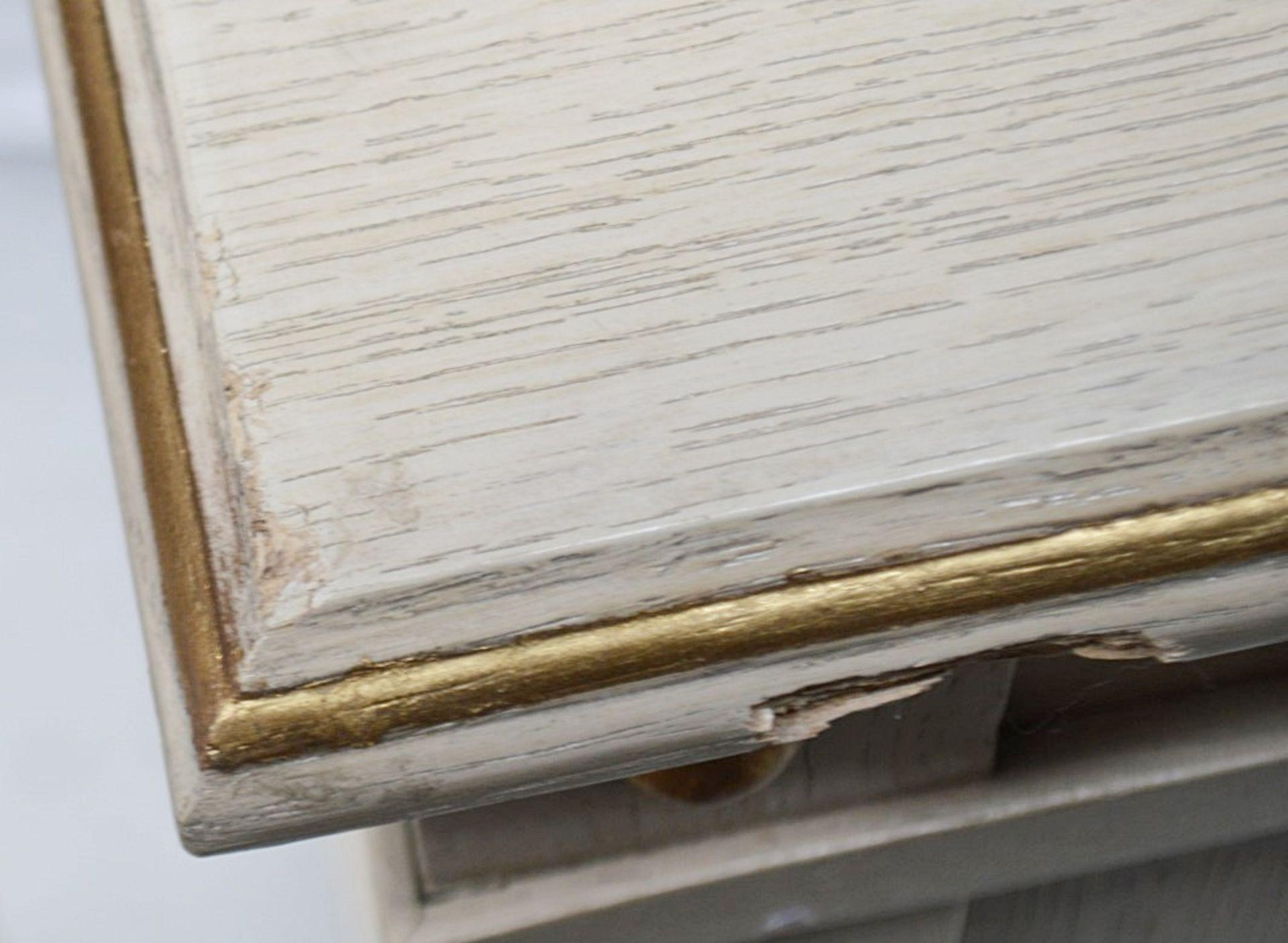 1 x JUSTIN VAN BREDA 'Monty' DesignerRegency-inspired3-Door Sideboard - Original RRP £9,700 - Image 9 of 16