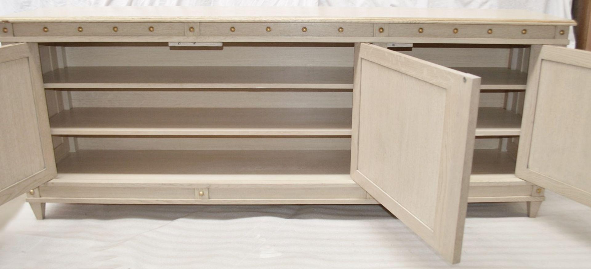 1 x JUSTIN VAN BREDA 'Monty' DesignerRegency-inspired3-Door Sideboard - Original RRP £9,700 - Image 11 of 16