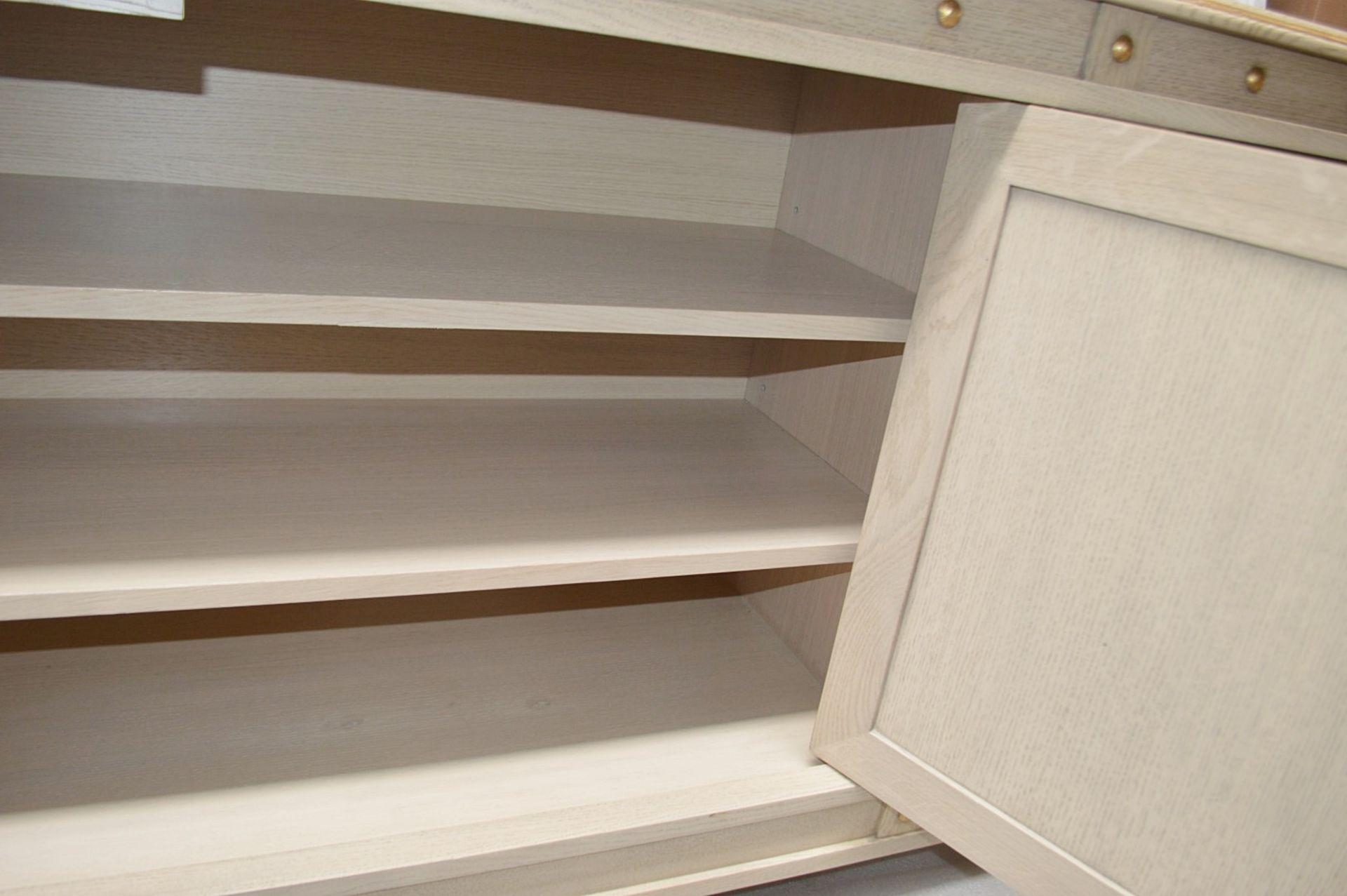 1 x JUSTIN VAN BREDA 'Monty' DesignerRegency-inspired3-Door Sideboard - Original RRP £9,700 - Image 6 of 16