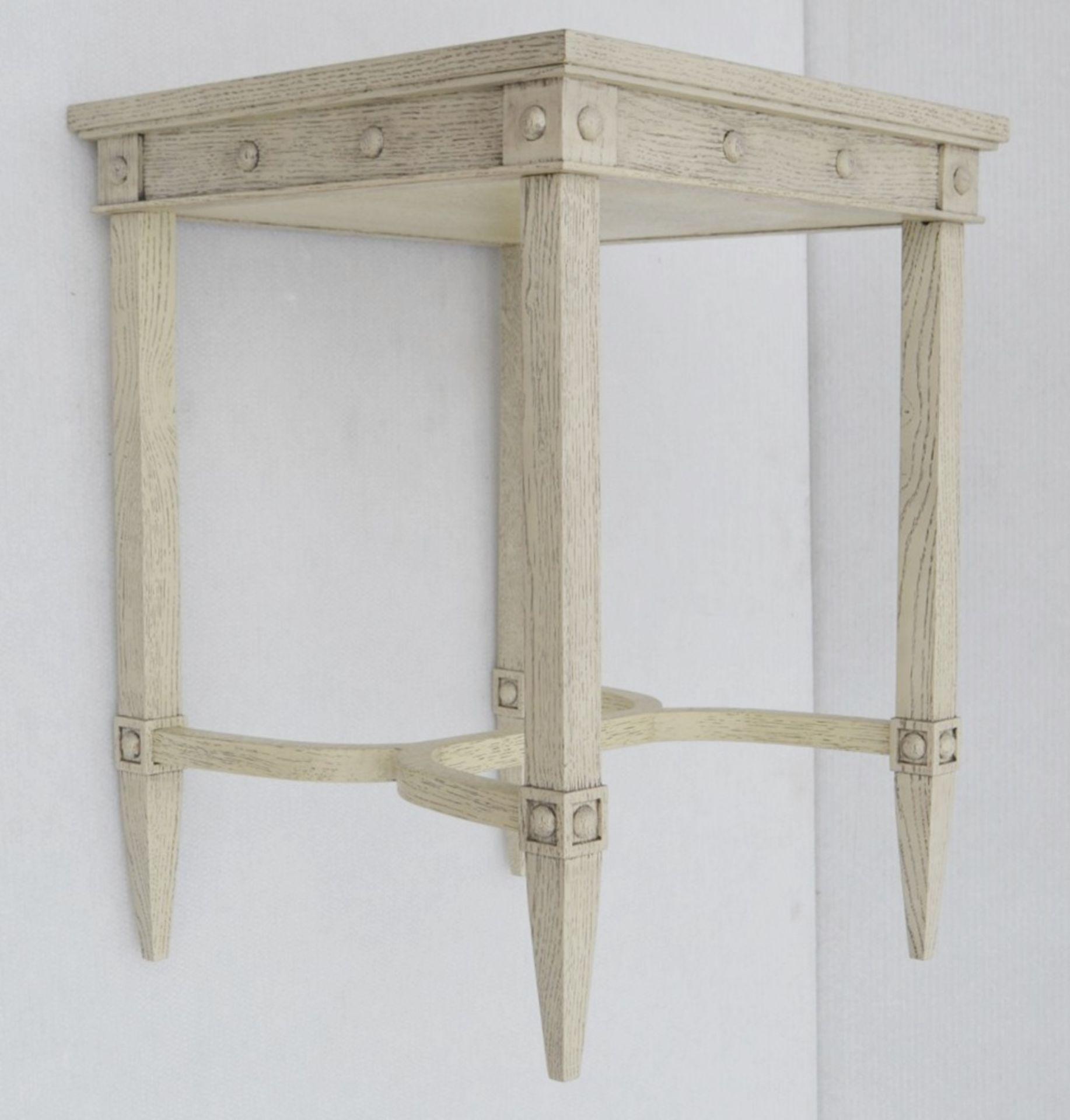 1 x JUSTIN VAN BREDA 'Thomas' Designer Georgian-inspired Occasional Table - Original RRP £1,320 - Image 4 of 8