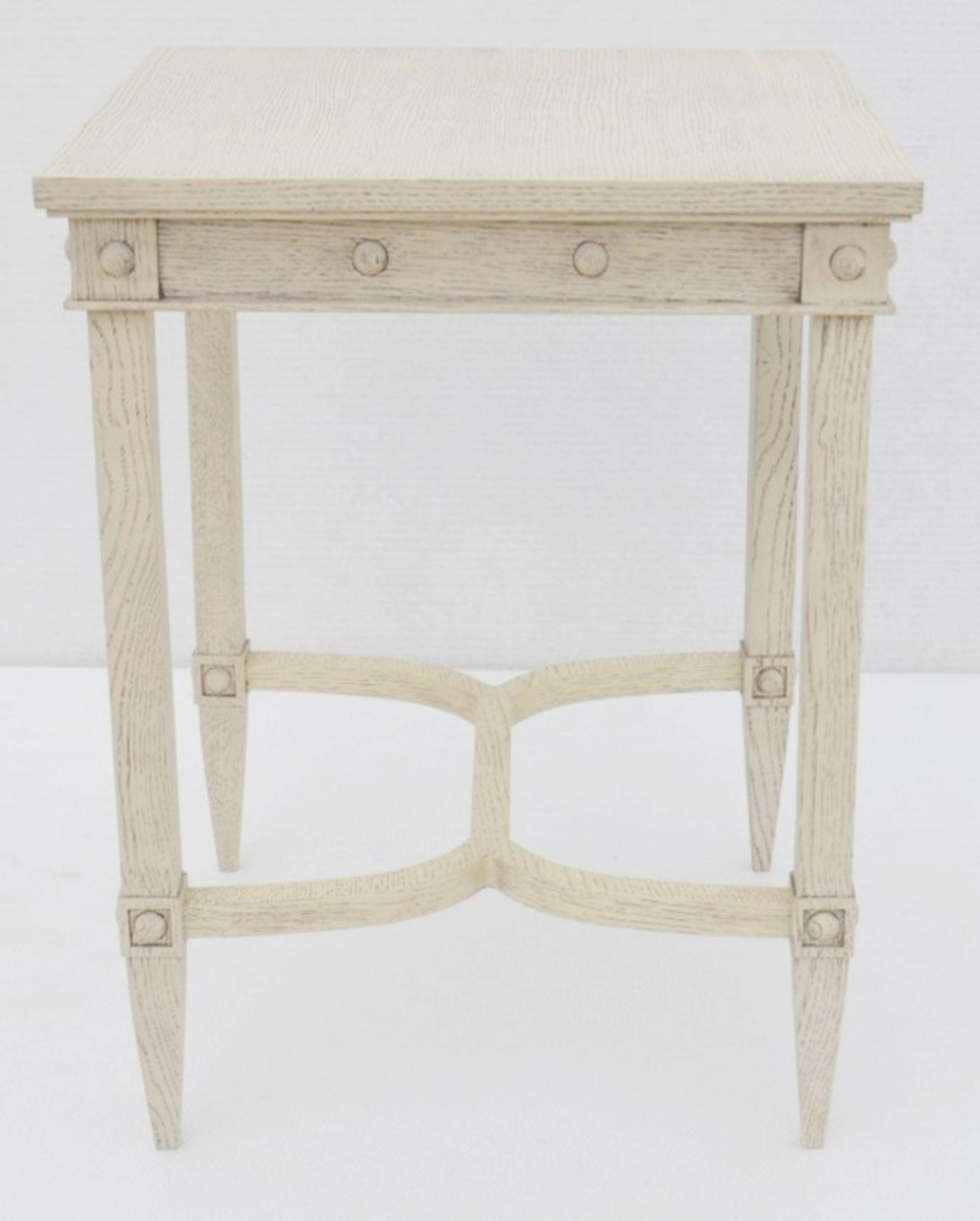1 x JUSTIN VAN BREDA 'Thomas' Designer Georgian-inspired Occasional Table - Original RRP £1,320 - Image 8 of 8