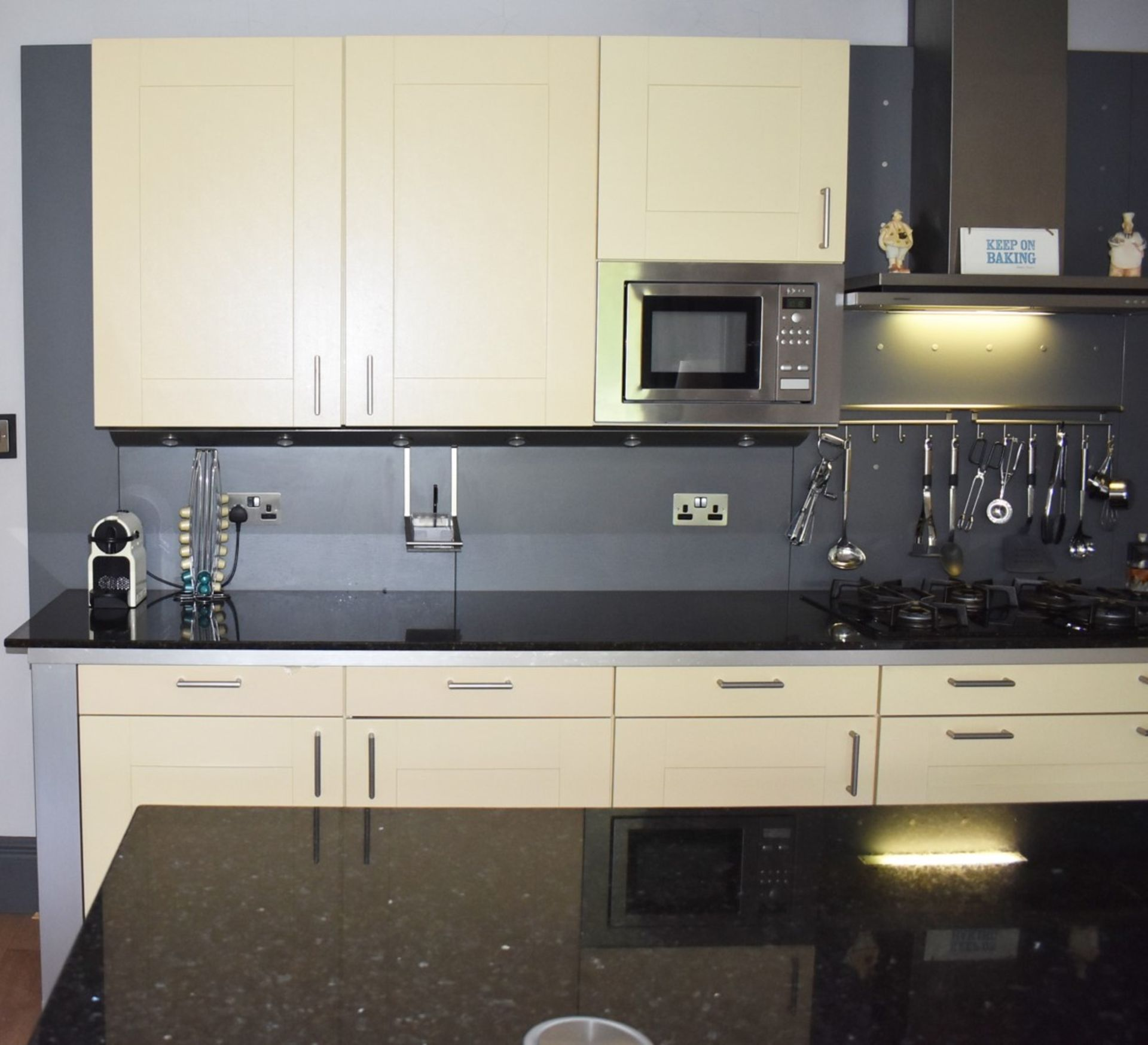 1 x SieMatic Contemporary Fitted Kitchen With Appliances - Features Shaker Style Doors, Central - Image 78 of 96