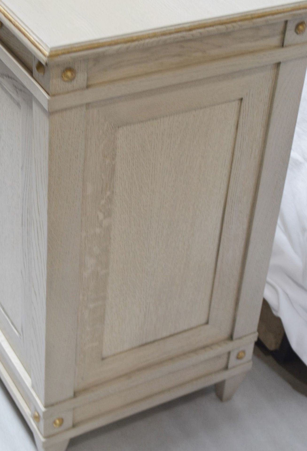 1 x JUSTIN VAN BREDA 'Monty' DesignerRegency-inspired3-Door Sideboard - Original RRP £9,700 - Image 12 of 16