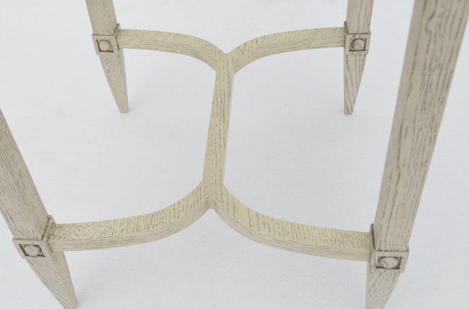 1 x JUSTIN VAN BREDA 'Thomas' Designer Georgian-inspired Occasional Table - Original RRP £1,320 - Image 5 of 8