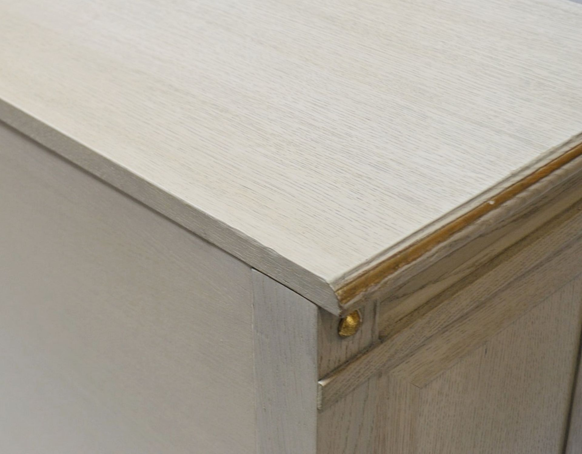 1 x JUSTIN VAN BREDA 'Monty' DesignerRegency-inspired3-Door Sideboard - Original RRP £9,700 - Image 4 of 16