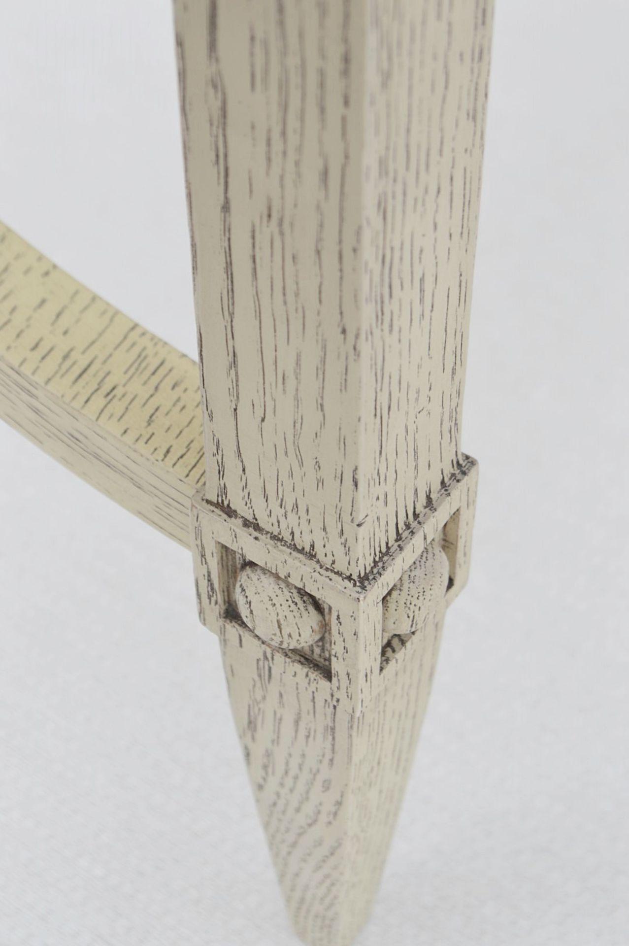 1 x JUSTIN VAN BREDA 'Thomas' Designer Georgian-inspired Occasional Table - Original RRP £1,320 - Image 7 of 8
