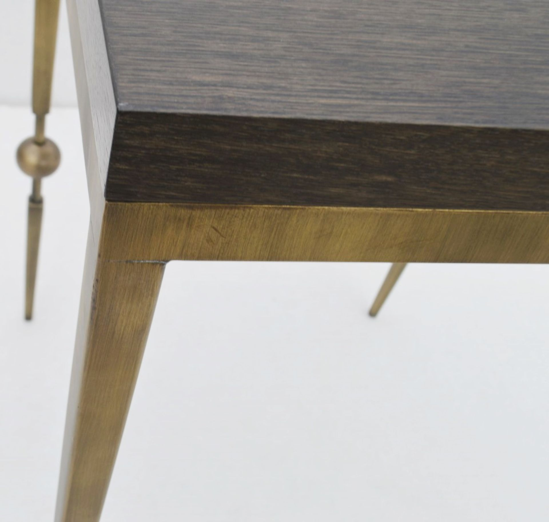1 x JUSTIN VAN BREDA 'Sphere' Designer Occasional Table - Dimensions: H70 x W52 x D52cm - Ref: - Image 5 of 7