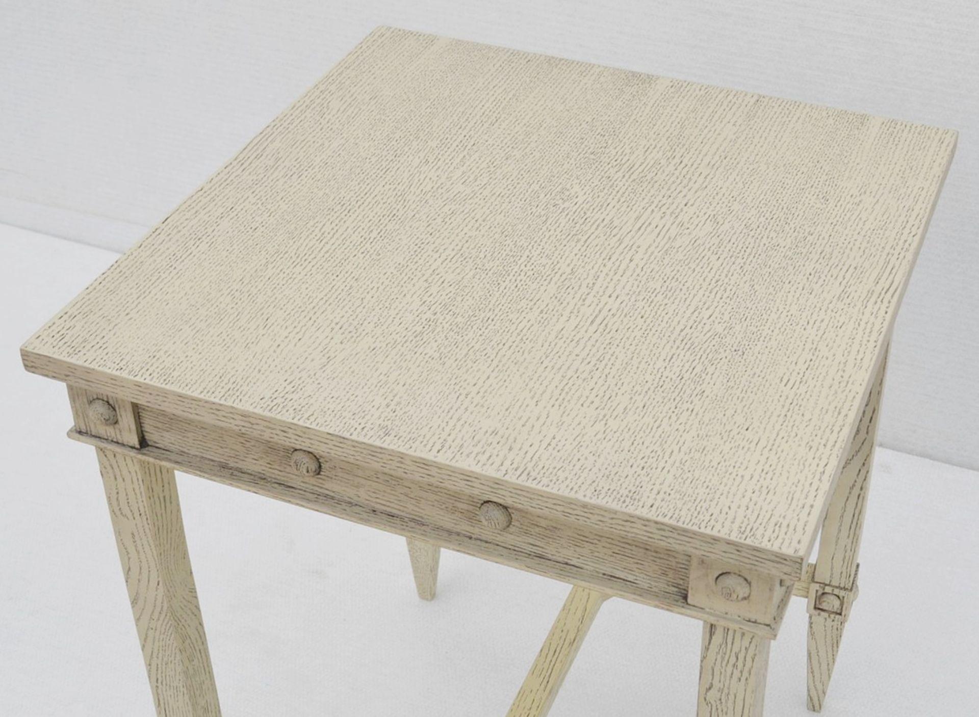 1 x JUSTIN VAN BREDA 'Thomas' Designer Georgian-inspired Occasional Table - Original RRP £1,320 - Image 3 of 8