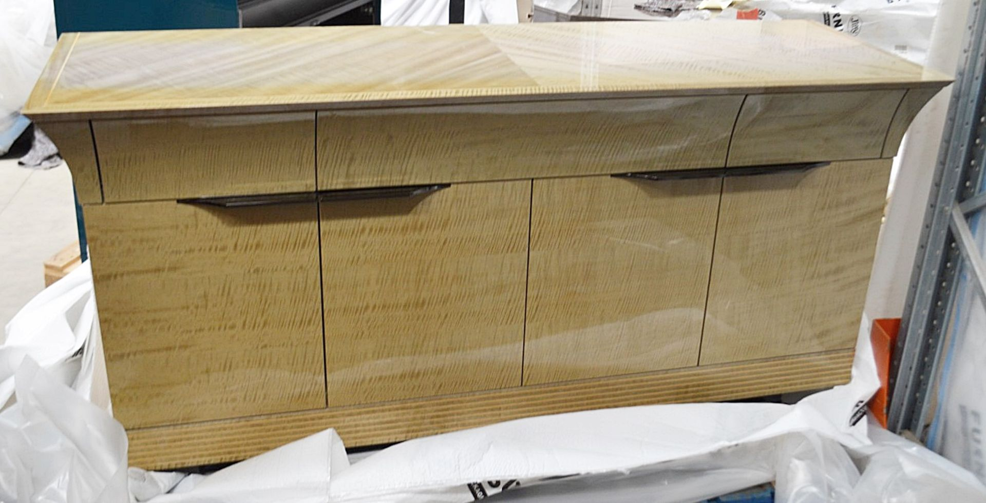 1 x GIORGIO COLLECTION 'Alchemy' Buffet / Sideboard Unit (Model: 6810/80) - Original RRP £3,495 - Image 8 of 8