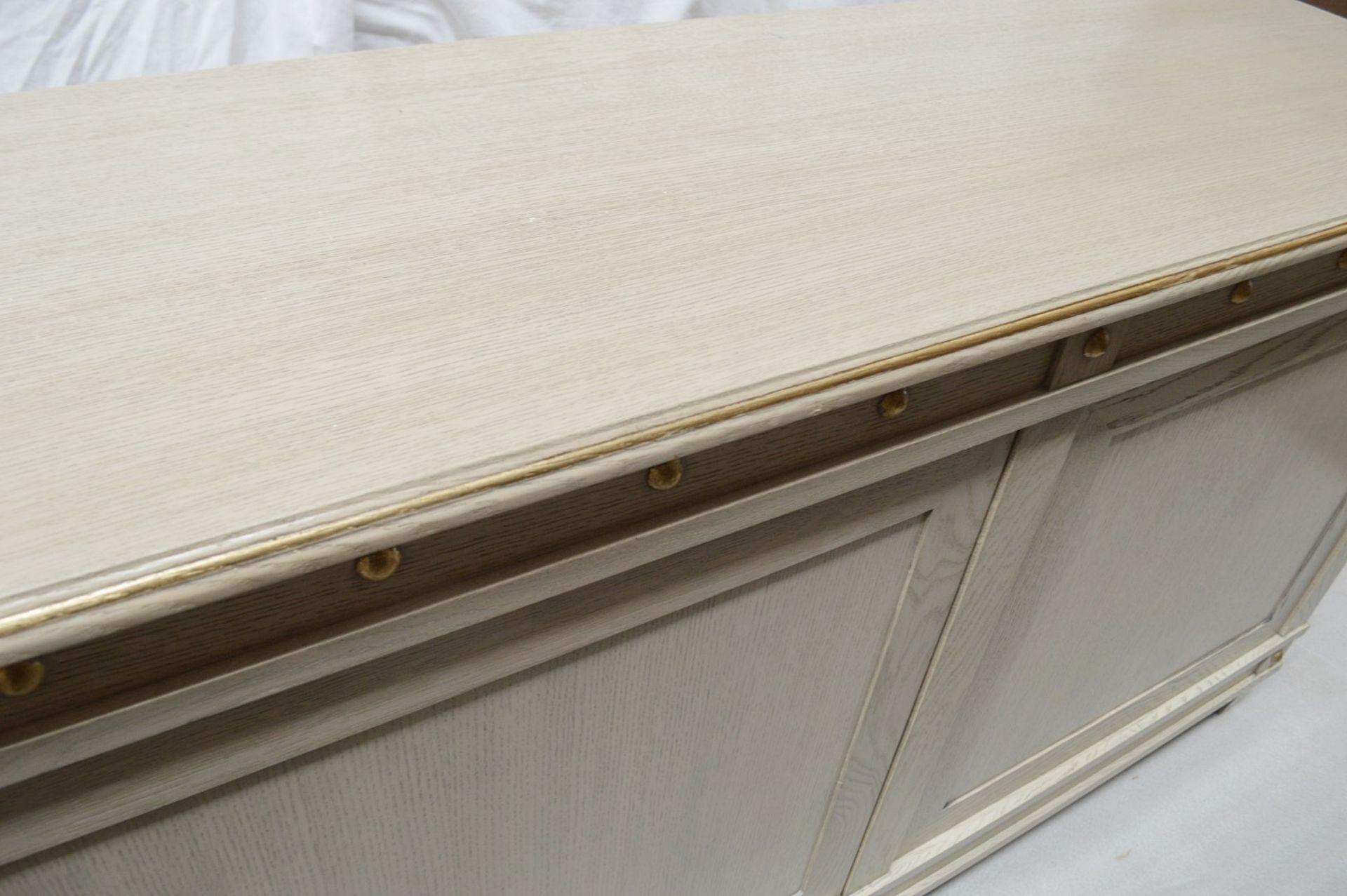 1 x JUSTIN VAN BREDA 'Monty' DesignerRegency-inspired3-Door Sideboard - Original RRP £9,700 - Image 8 of 16