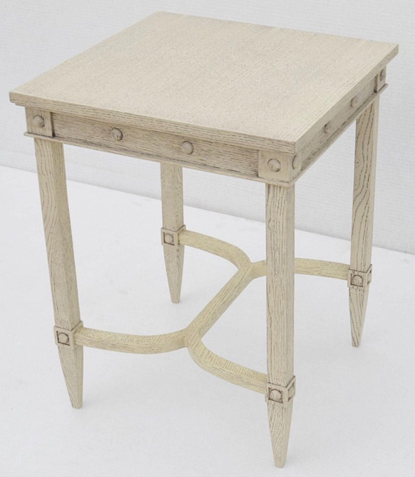 1 x JUSTIN VAN BREDA 'Thomas' Designer Georgian-inspired Occasional Table - Original RRP £1,320