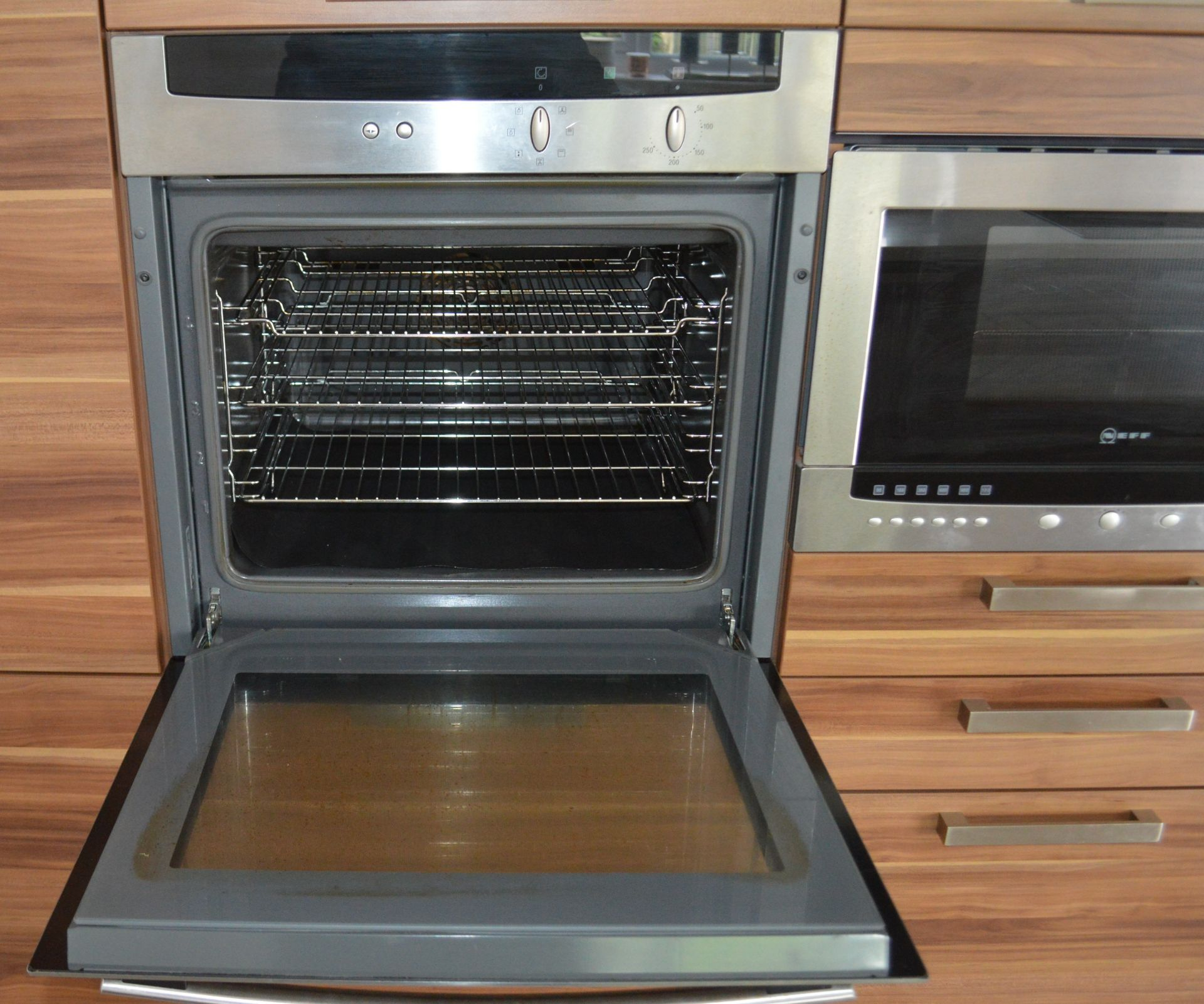 1 x Contemporary Bespoke Fitted Kitchen With Integrated Neff Branded Appliances, Quartz Worktops - Image 46 of 52