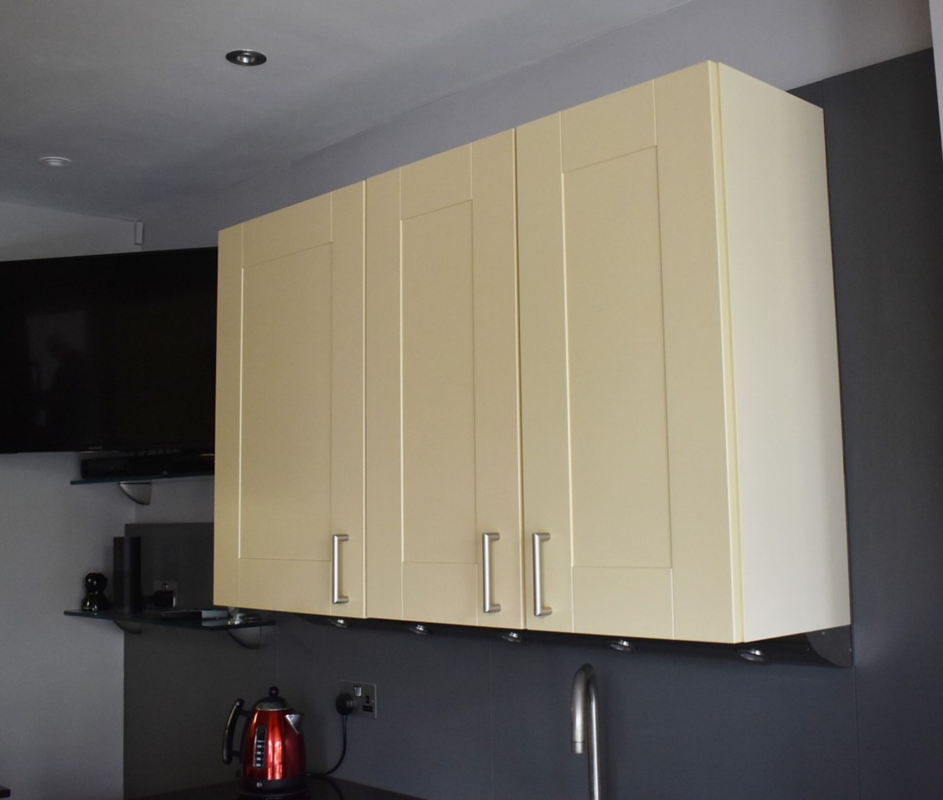 1 x SieMatic Contemporary Fitted Kitchen With Appliances - Features Shaker Style Doors, Central - Image 68 of 96