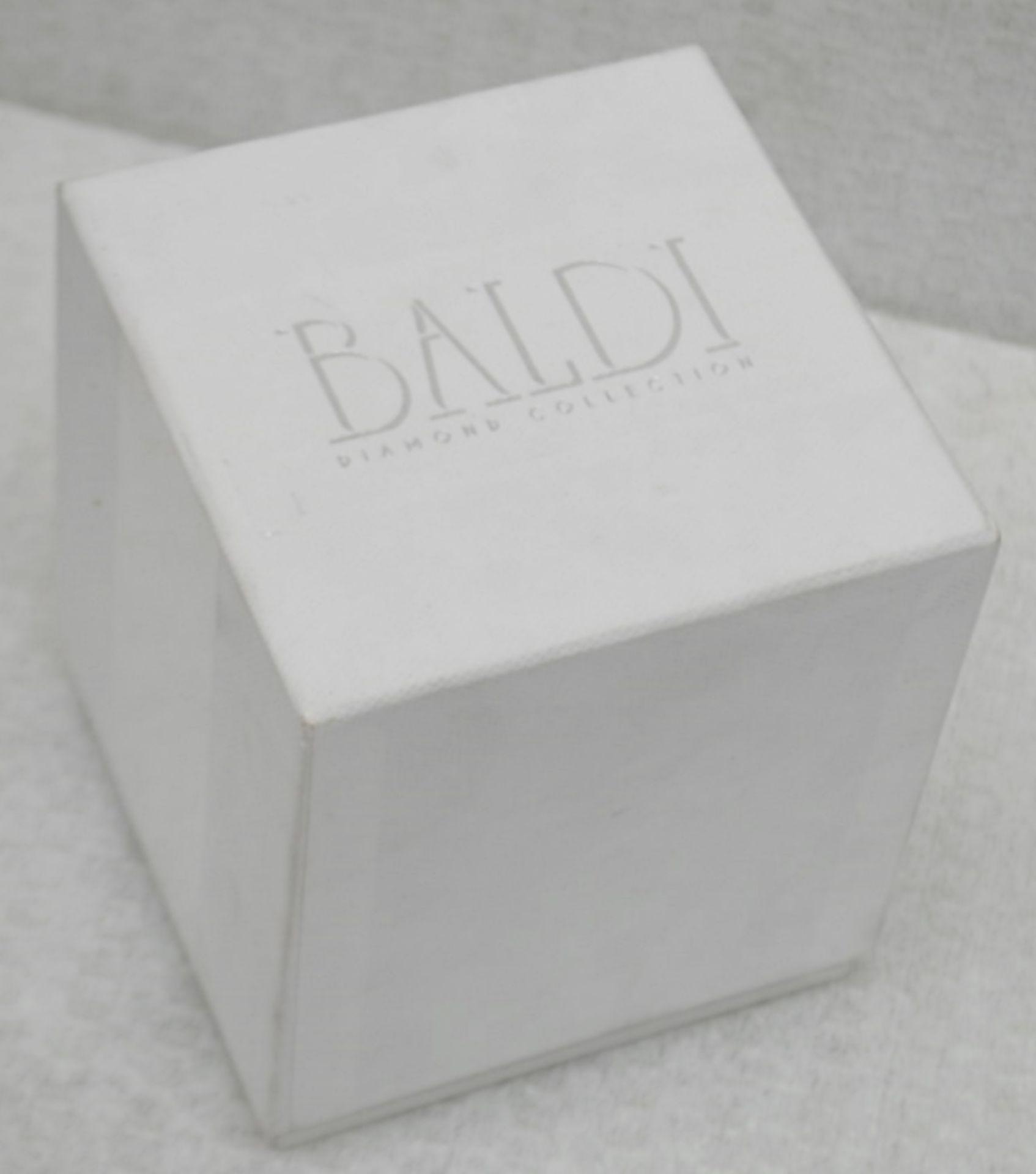 1 x BALDI 'Home Jewels' Italian Hand-crafted Artisan Clear Diamond Crystal Perfume Box, With A - Image 2 of 5