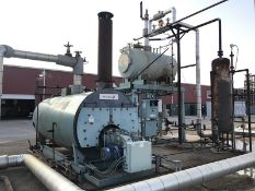 24,150 Lbs/Hr @ 212 Deg F, Cleaver Brooks Packaged Boiler