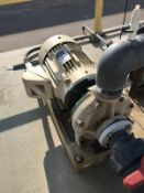 1.5 x 3 x 10 FRP Centrifugal pump
