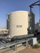 15,000 gallon FRP Tank -