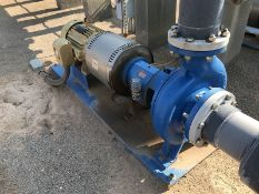 Approx 1600 gpm 8 x 6 x 13 CS Centrifugal Pump, Griswold Mfg.