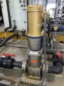 Goulds vertical centrifugal pump. Goulds Water Technology, e-SV