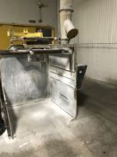 Bulk Tote Bag Dust Collection Station.