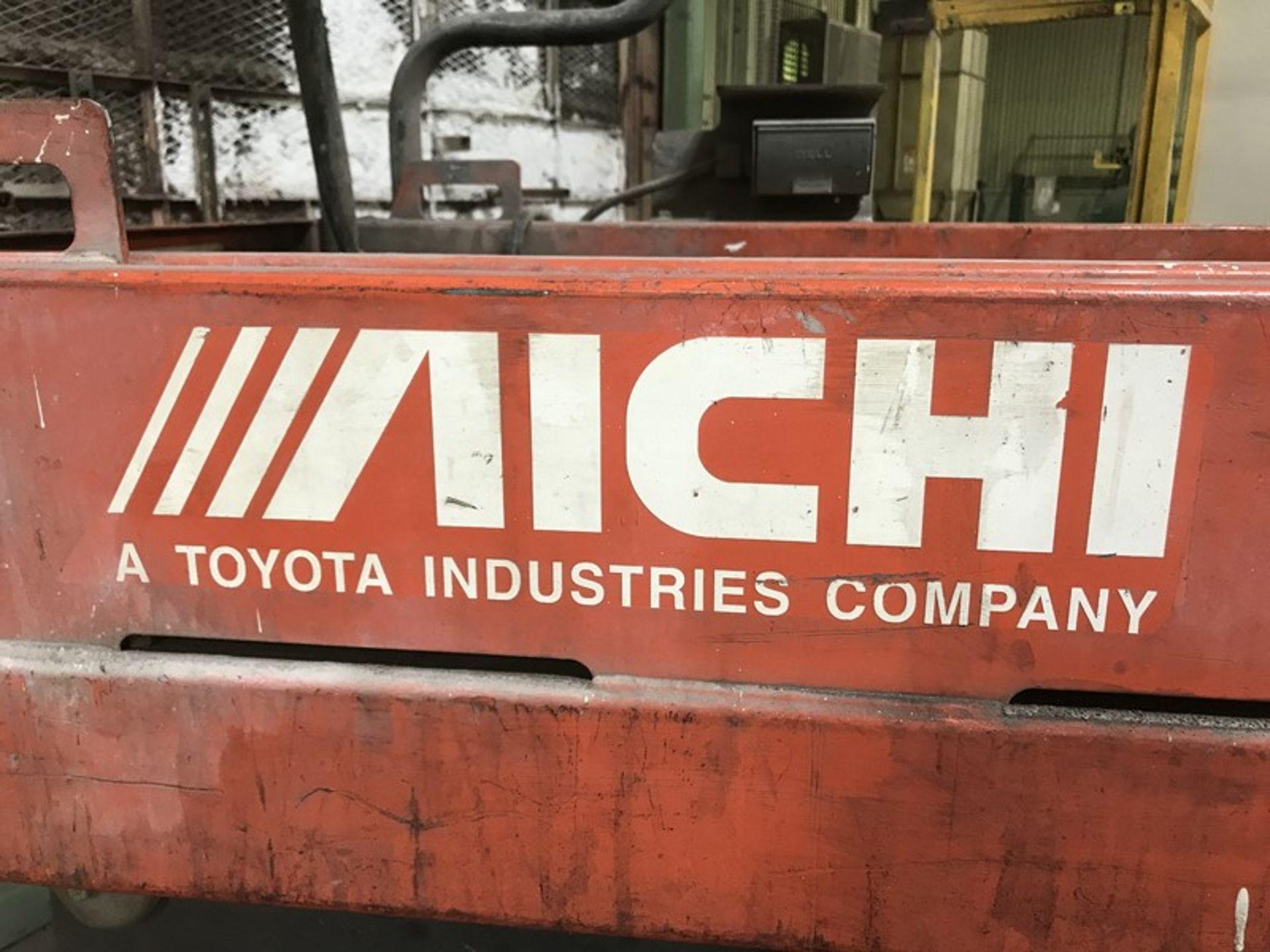 Toyota Aichi Scissor Lift - Image 2 of 12