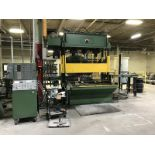 Fused Silica Injection Molding System
