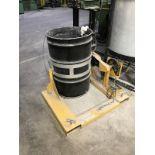55 gallon drum tilting stand.