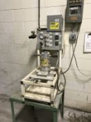 Fused Silica Slip Electric Pourabliltiy Tester