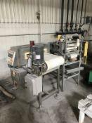2 Pcs. Eriez EZ Tec Magnetic Metal Separators