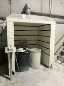 Dust Control Hood/Shed