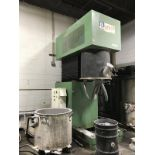 Ross 100 Gallon Stainless Double Planetary Mixer