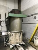 100 Gallon Stainless Double Planetary Mixer