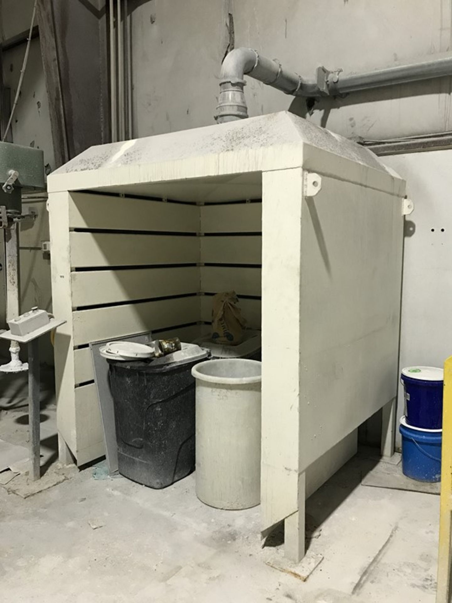 Dust Control Hood/Shed - Image 2 of 3