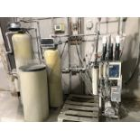 Reverse Osmosis filter and Water Softener