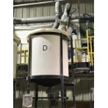 250 Gallon Plastic Mix Tank