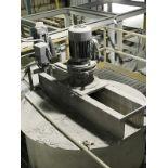 1000 Gallon Stainless Mix Tank