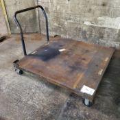 """Material Handling Cart, 50"""" x 50"""""""