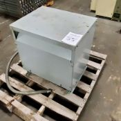3 Phase Transformer, Unknown Voltage, Loading Fee $10