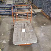 (2) Material Handling Carts