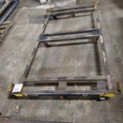 """Pallet Dolly, 46"""" Wide x 98"""" Long"""