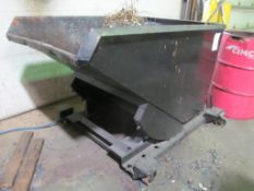 1 Cu. Yard Self Dumping Hopper (Building A)