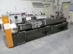 "LeBlond-Regal Servo Shift 17"" x 80"" Engine Lathe, S/N 14E-669, 3"" Spindle Hole, 40 to 1600-RPM, with"