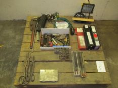 Assorted Tools (Building A)